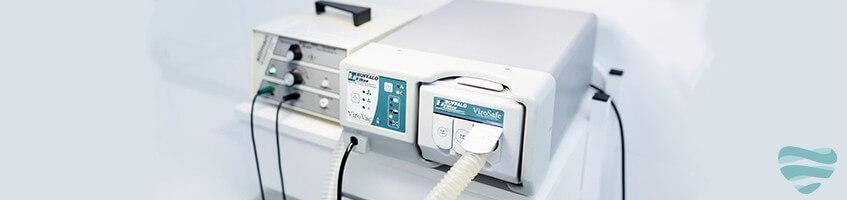 Радиоволновое лечение эрозии шейки матки аппаратом Сургитрон